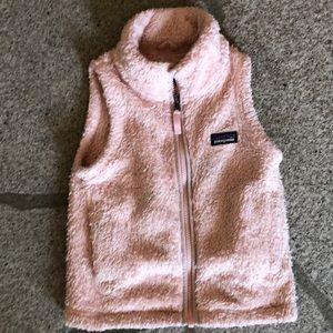Patagonia girls vest